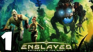 Let's Play Enslaved: Odyssey to the West (#1) - Monkeying Around