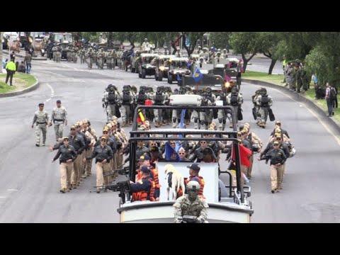 كولومبيا تحتفل بالذكرى ال208 لاستقلال البلاد