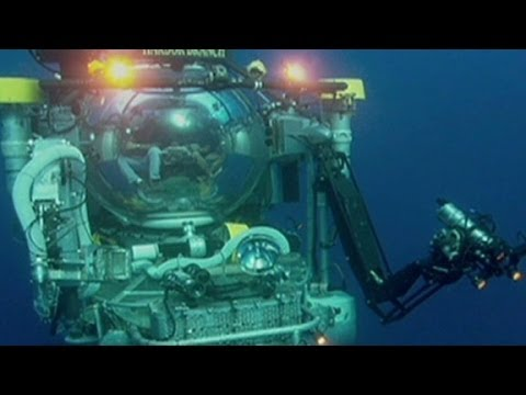 Get an inside look at a research submarine