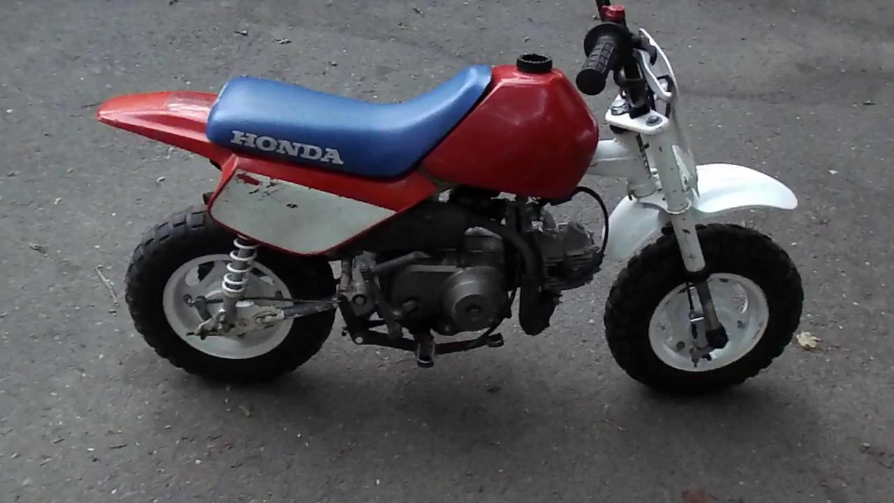 moto honda z 50cc precio