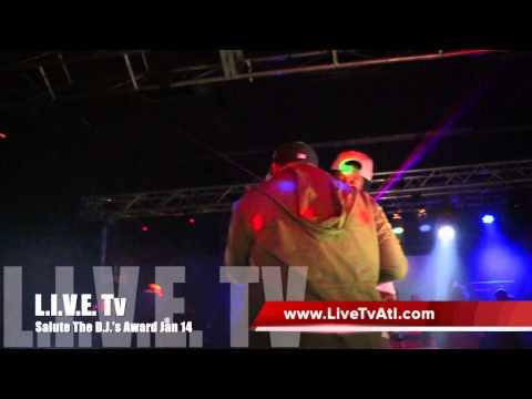 K. Camp & Kwony Cash - Money Baby-   L.I.V.E Tv ATL