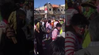 Carnaval tenancingo tlaxcala 2017 Martes...