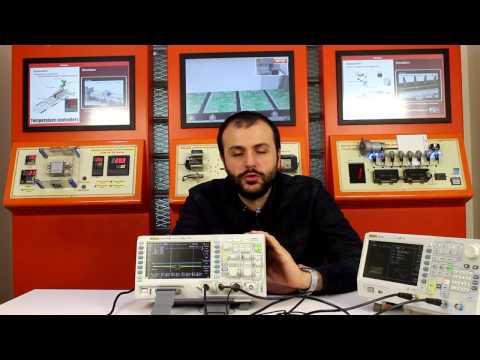 Rigol DS1074Z Plus 70MHZ 4Kanal Dijital Hafızalı Osiloskop Tanıtımı