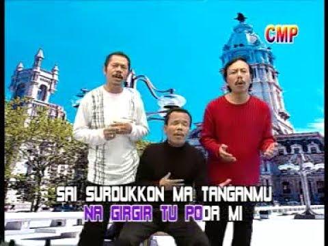 Trio Amsisi 2000 - Jesus Ngolu Ni Tondingku (Official Lyric Video)