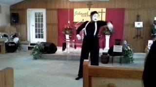 He's Able - Gospel Mime