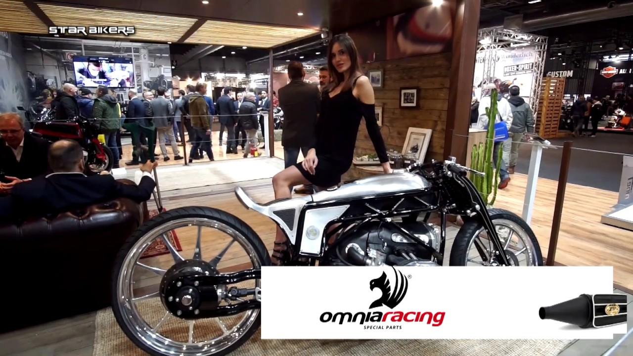 Stand Bmw E Pipeburn Al Motor Bike Expo Verona 2019