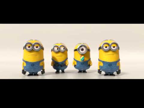 Minions- Banana and Potato song