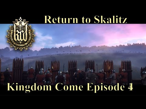 Kingdom Come: Deliverance - Episode 4 - Returning to Skalitz - Parental Advisory (Bad Language)