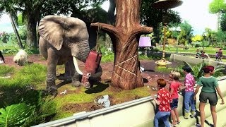 Zoo Tycoon Gameplay Trailer