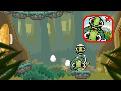 Roll Turtle: Gameplay World 2 Forest 1-8 (iOS & Android By FU Chun-Wei)