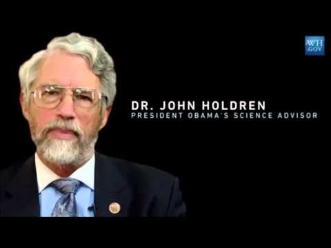 John Holdren on Climate Change