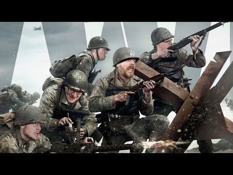 Hardcore KNAPP 🎮 Call of Duty WW2 Battle #5