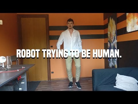 ROBOT TRYING TO BE HUMAN | SONN - IROH