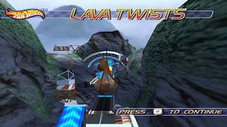 Hot Wheels, World Race: Lava Twists