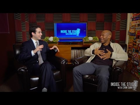 Inside the Studio with Evan Sanford - Kevin Eubanks