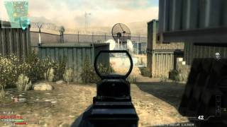 COD MW3 DOME GAMEPLAY PC