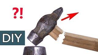Главный секрет старого молотка, часть 2. Винтовой клин #Стройхак