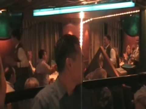 Carnival-Elation Cruise   Dinner on Dec16