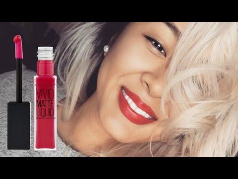 first-impression---maybelline-vivid-matte-liquid-lipstick