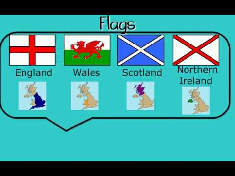 The British Isles - Flags, Emblems And Nationalities - Memovoc Page 61