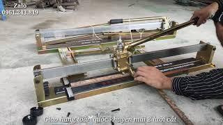 Bàn cắt gạch men khổ 1m và 80cm | Thiết Bị Công Trình