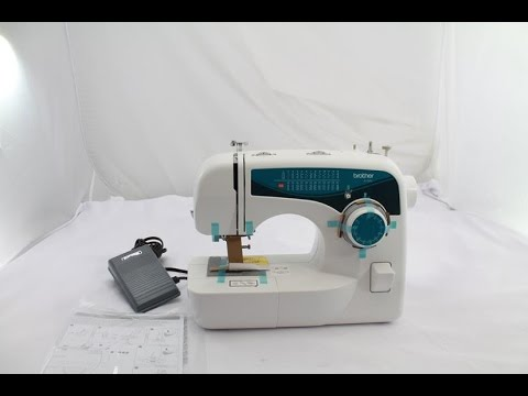 Best Cheap Sewing Machine 40 Review YouTube Simple Sewing Machine Discount Review