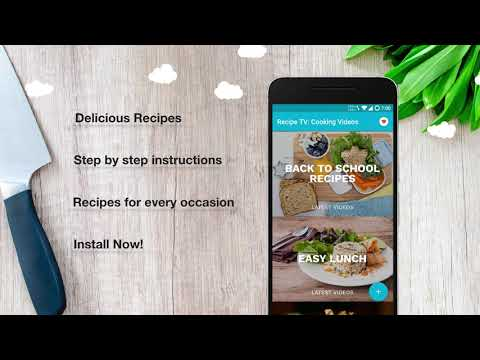 Learn Cooking - Video Recipes for free - Apps on Google Play