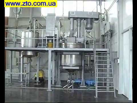 Manufacturing Of Equipment For Paints Production.