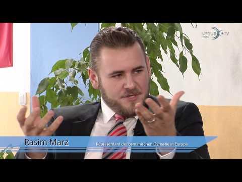 Ost-Turkestan und das Osmanische Reich mit Rasim Marz