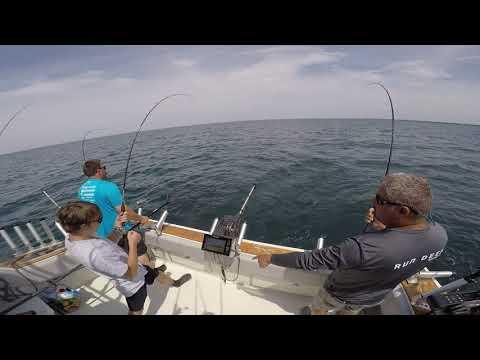 Lake Ontario Charter Fishing