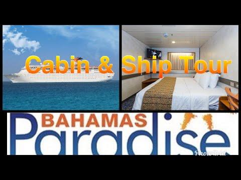 Cabin &  Ship Tour ~ Bahamas Paradise: Grand Celebration