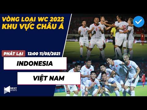 FULL | Indonesia - Việt Nam I Thắng giòn giã ngay tại xứ Vạn Đảo | Vòng loại World Cup 2022