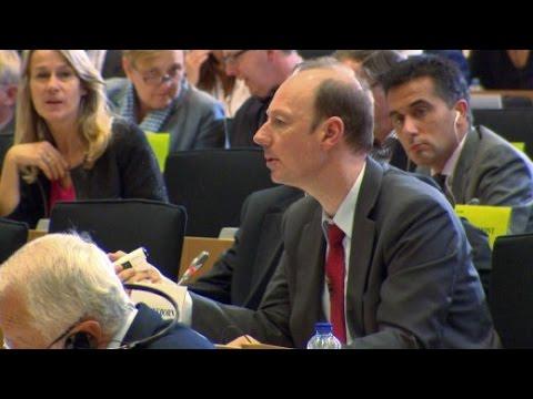 Showdown in Brüssel: Sonneborn vs. Oettinger