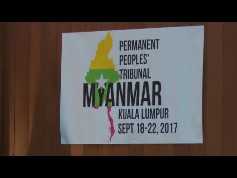 [DAY 2] PERMANENT PEOPLES' TRIBUNAL MYANMAR KUALA LUMPUR 2017