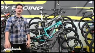 Gt Sensor Full Suspension Mountain Bike 2016