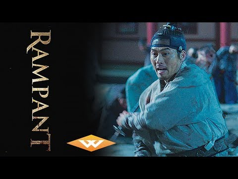RAMPANT (2018) Official Teaser Trailer | Korean Zombie Movie