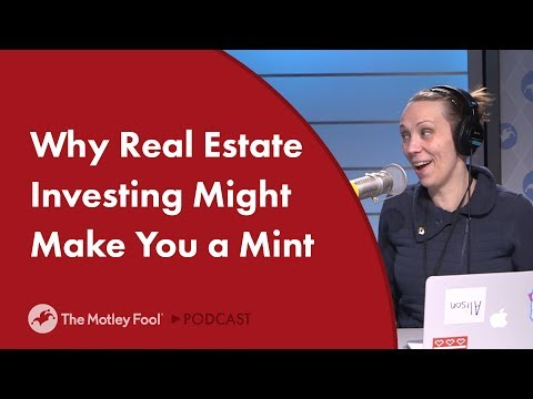 Why Real Estate Investing Might Make You a Mint