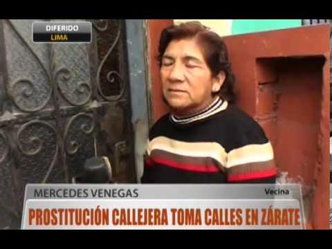 prostitución callejera videos putas