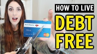 How I Live Completely DEBT FREE