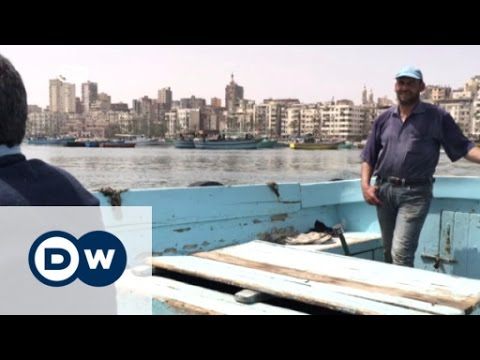 Tras de Siria, la espera en Alexandria