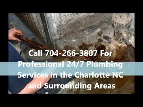 Emergency Water Leak Repair Charlotte NC | 704-266-3807