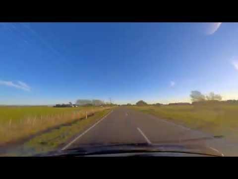 New Zealand North Island Scenic Drive