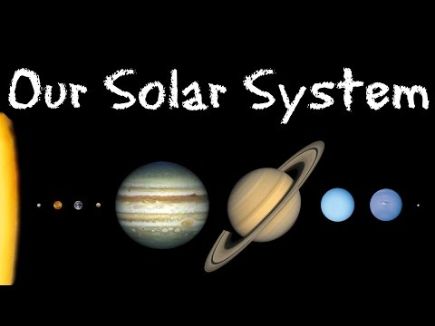 Exploring Our Solar System: Planets and Space for Kids - Fre