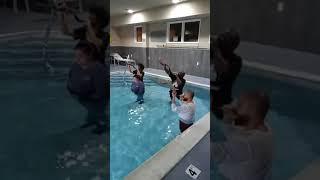 ONOP BAPTISM !