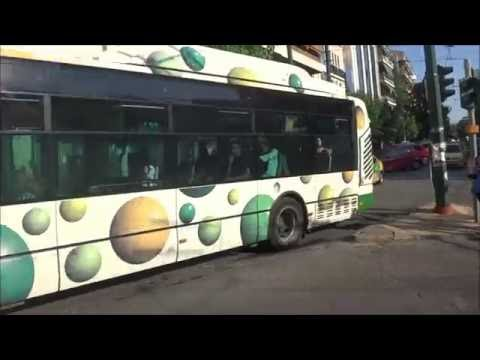 Athens Bus: Bus-Spotting in Patission street