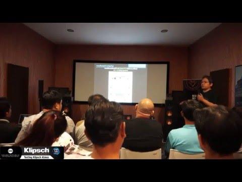 !!! Sound Test: Klipsch Dolby Atmos PART 2/2 !!!
