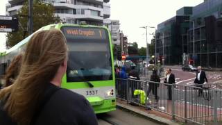 London Trams- Croydon