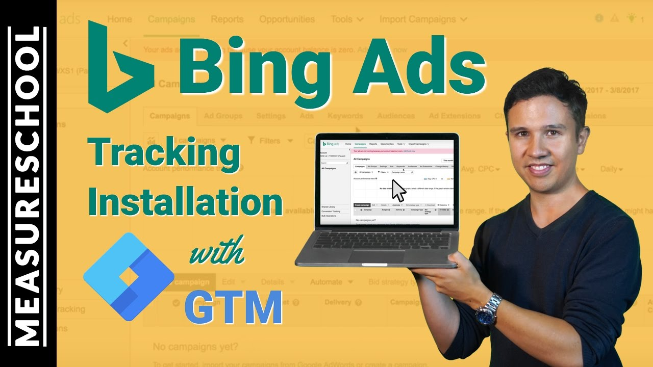 Bing Ads Conversion Tracking & Remarketing With Google Tag Manager