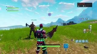 New liteshow skin Fortnite Battle Royale,Duos With Quinn