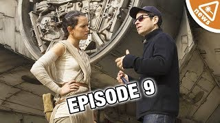 New Star Wars Episode 9 Set Photos Give Us a First Look! (Nerdist News w/ Jessica Chobot)